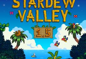 Stardew Valley Update 1.5 Live on PC