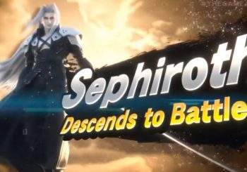 Sephiroth Added To Super Smash Bros Ultimate