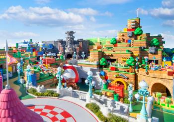 Super Nintendo World First Impressions Have Arrived