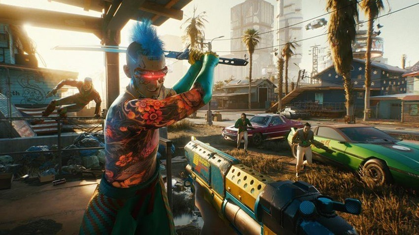Cyberpunk 2077 Refunds for Unhappy Players