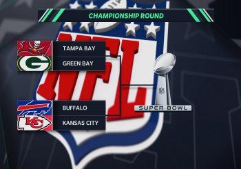 Madden Simulation: 2021 NFC Championship Game