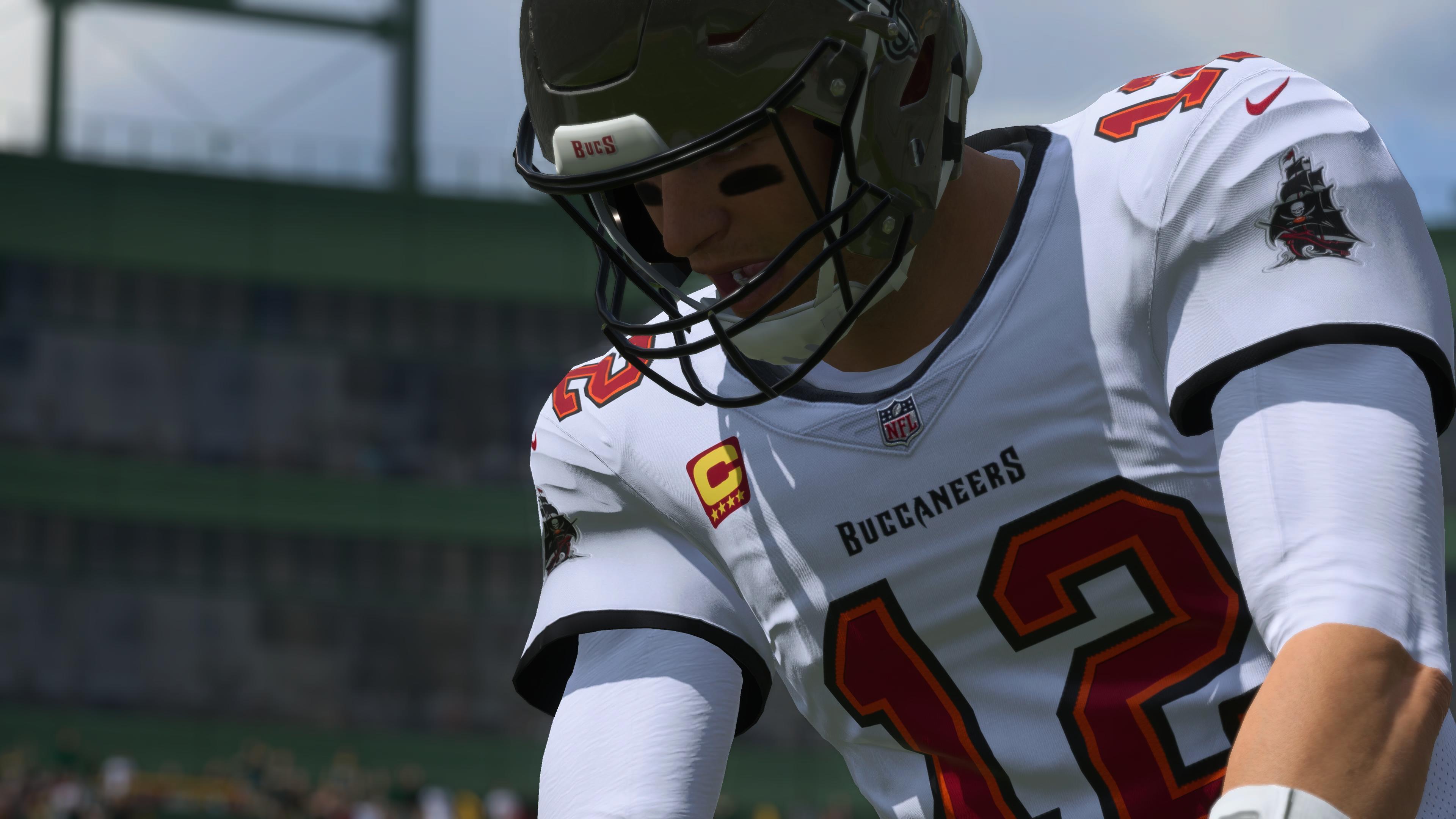 Madden 21 Brady