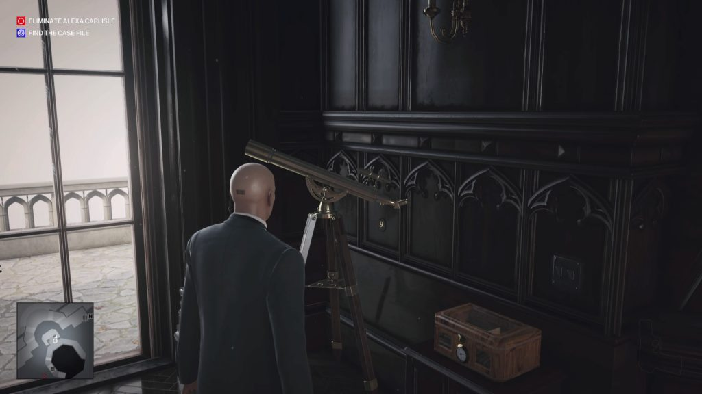 Hitman 3 Where to find case file