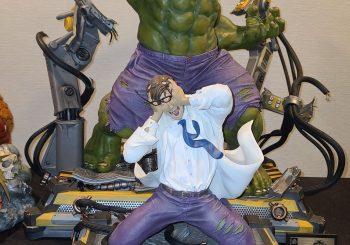 Hulk Transformation King of Statues #71