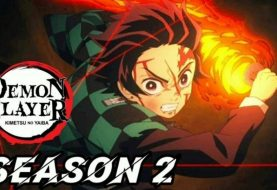 Demon Slayer Season Two Announced and New Gameplay