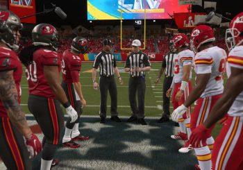 Madden Simulation: 2021 NFL Super Bowl LV
