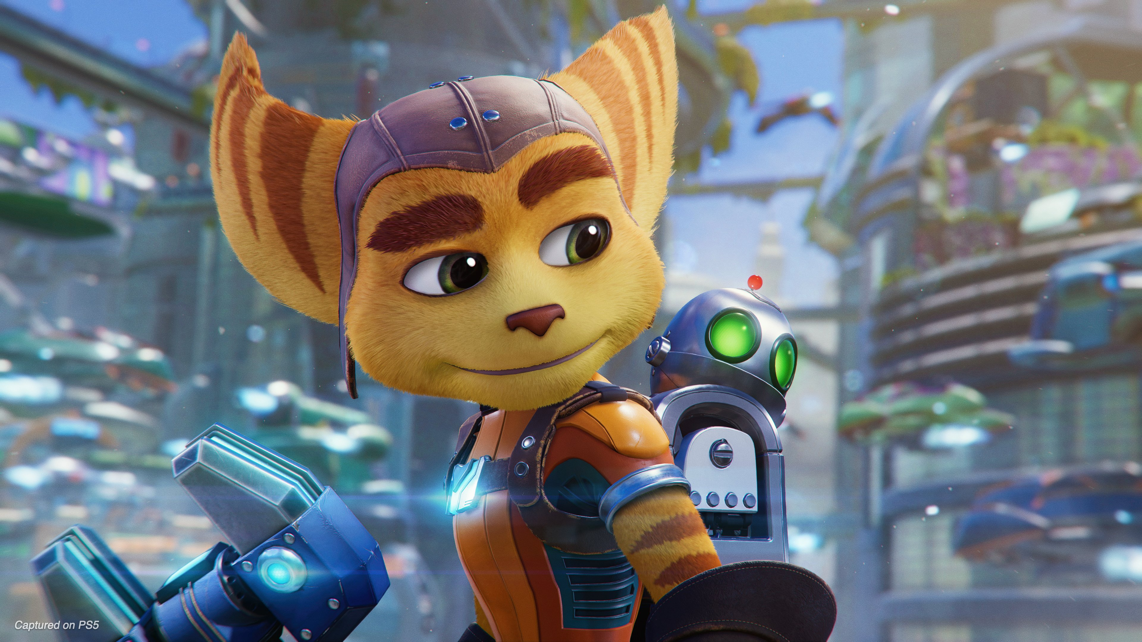 Ratchet and Clank Press Kit