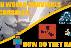 Rating Open World Survival Games On Console