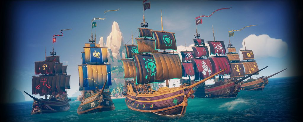 Lost Shipment Voyages are the big new mission type in Sea of Thieves