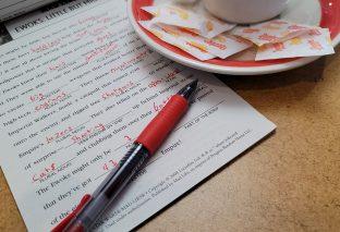 Notes Discovered at Diner Could Be Next Big Ubisoft Leak - April Fools