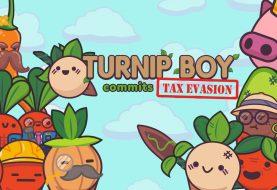 Turnip Boy Commits Tax Evasion in April