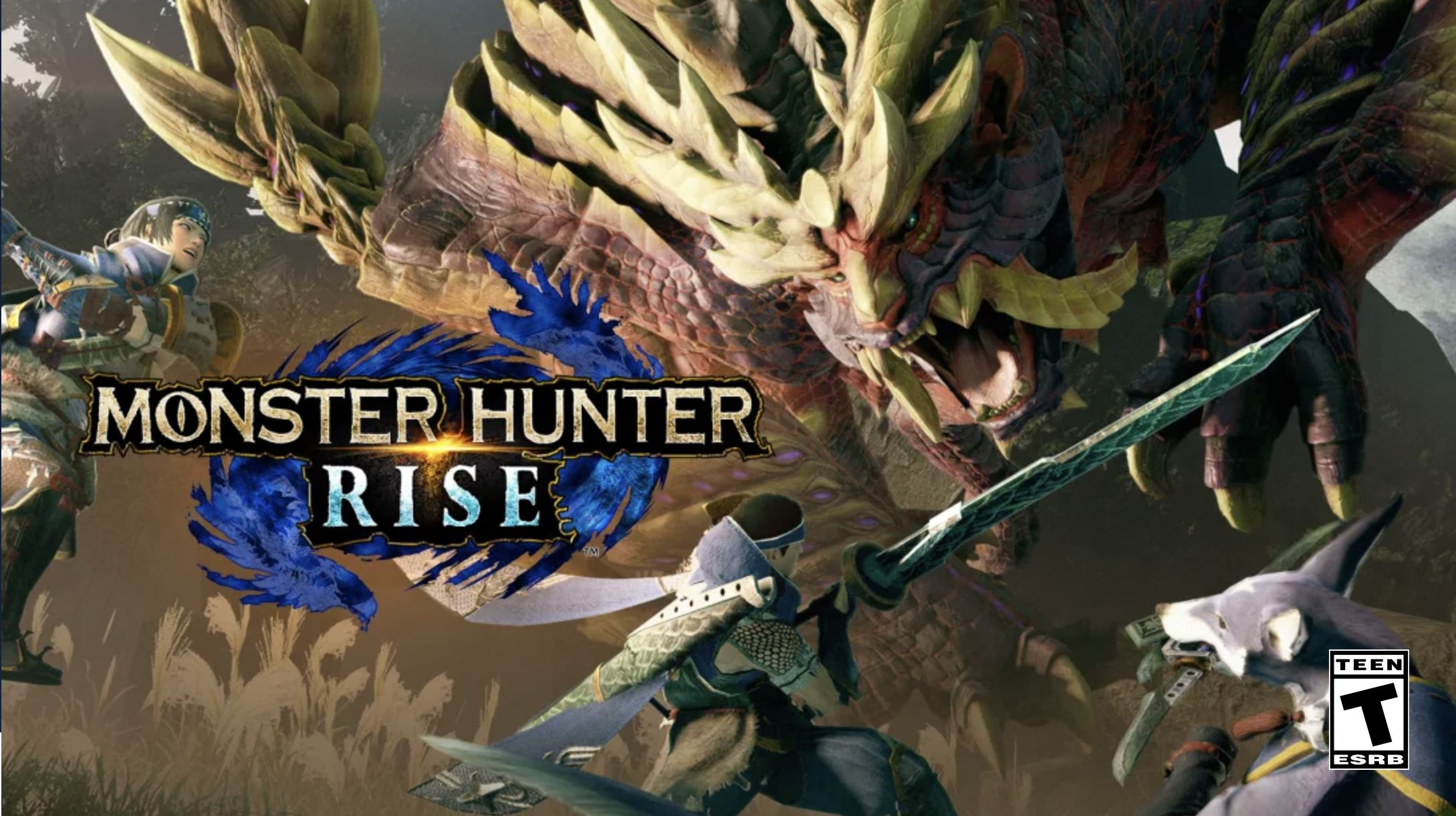 monster hunter rise nintendo download