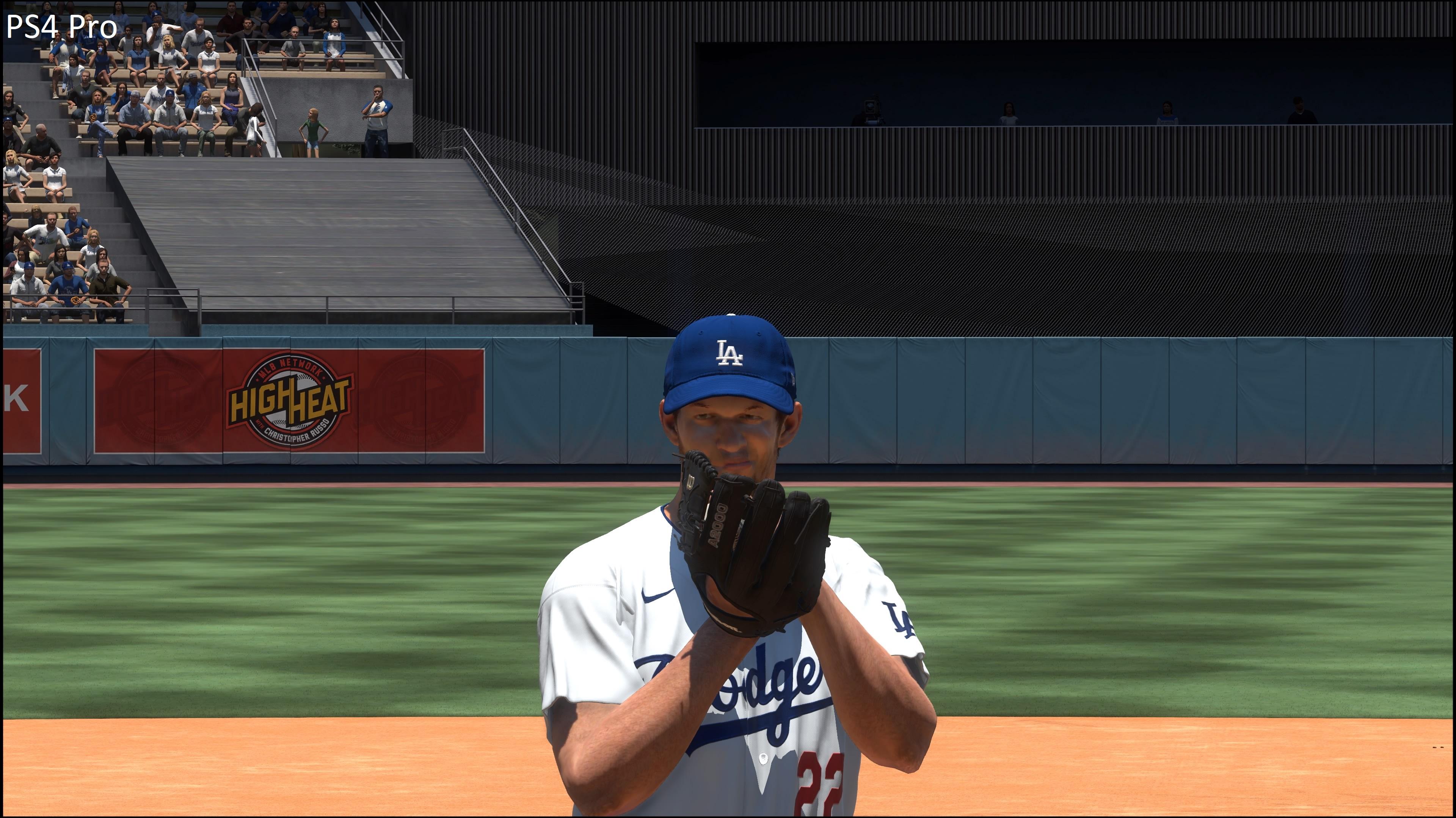 PS4 Pro Kershaw MLB The Show(TM) 21