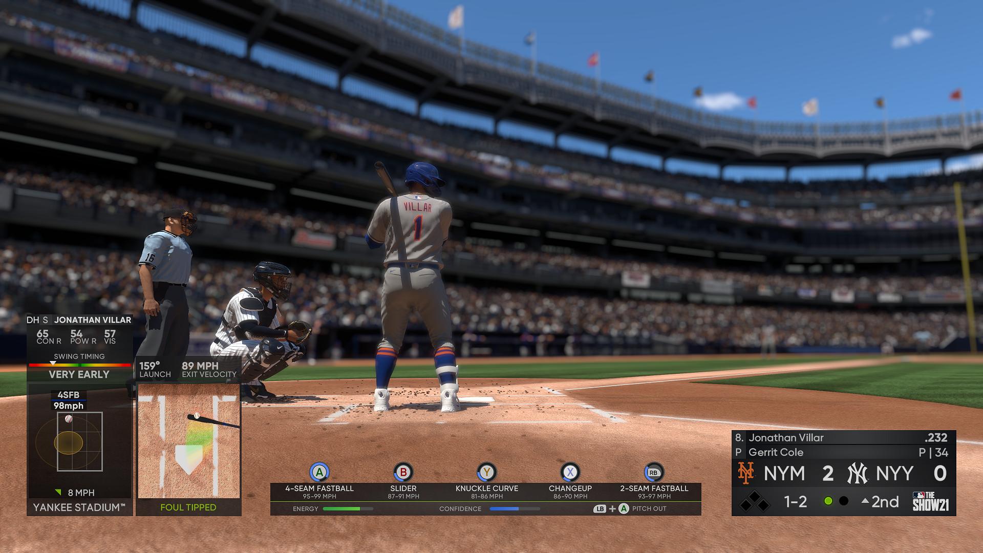 MLB® The Show™ 21 Xbox Series X S