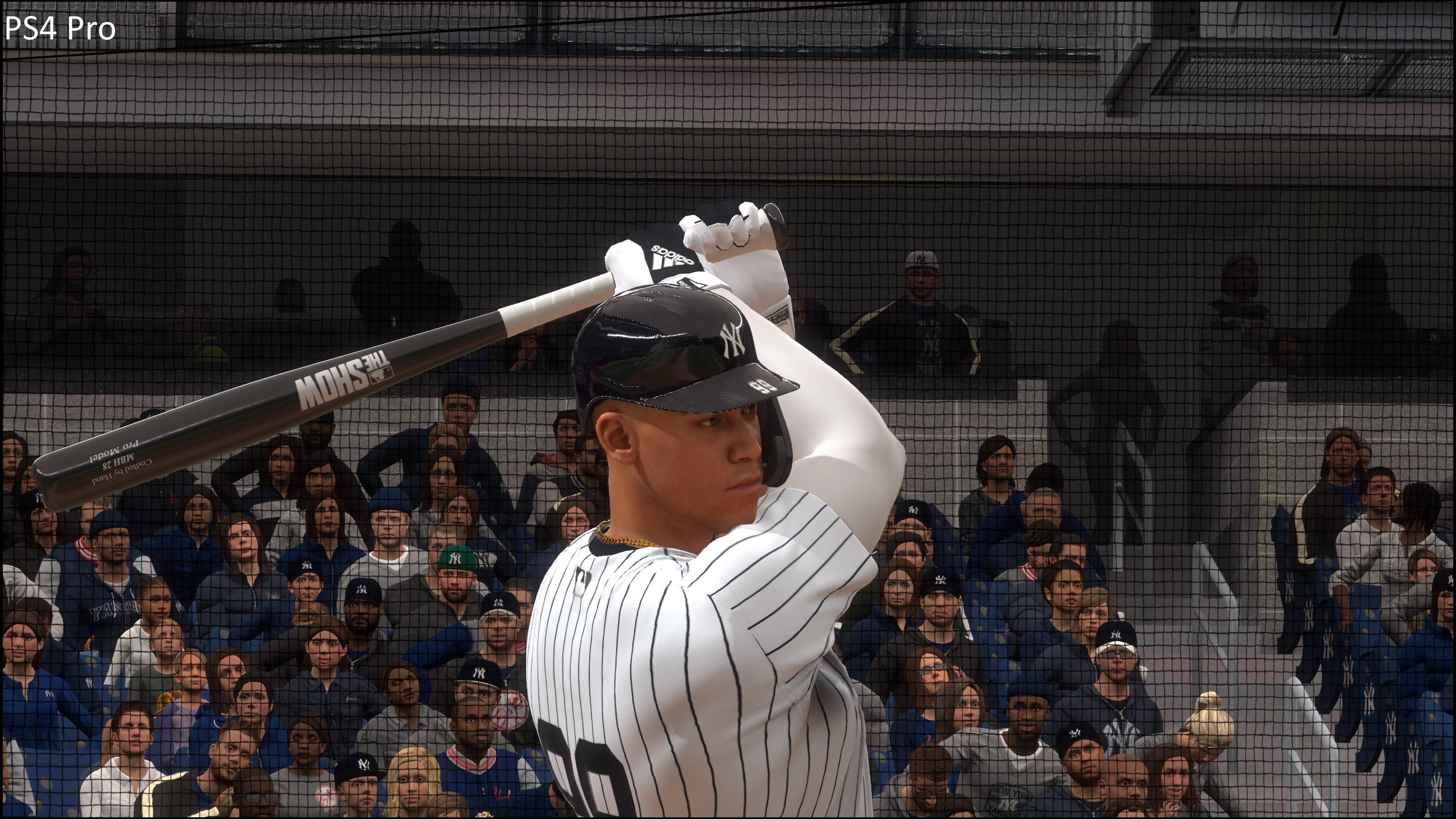 PS4 Pro Judge MLB(R) The Show(TM) 21