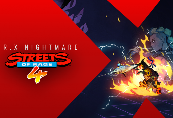 Streets Of Rage 4 Adds Mr. X Nightmare Expansion