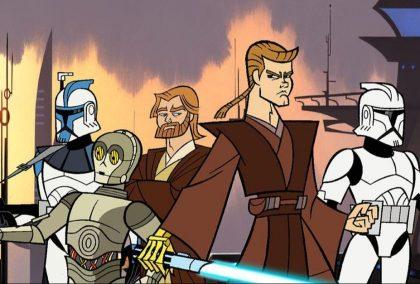 Disney+ Brings Star Wars Vintage
