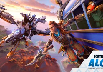 Aloy is the Latest Addition to the Fortnite Gaming Legend Series
