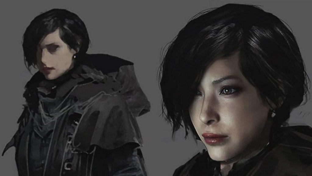 Resident Evil Village Ada Wong