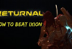Returnal Beginner's Guide on How to Beat Ixion