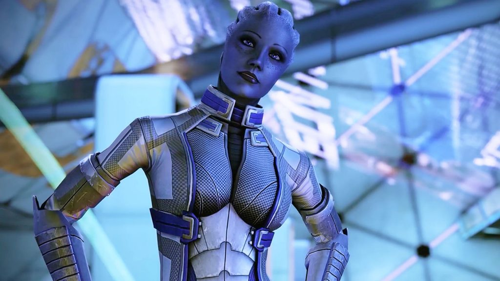 Mass Effect Legendary Edition All Romance Options