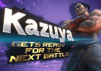 Kazuya Mishima Revealed: Super Smash Bros. Ultimate
