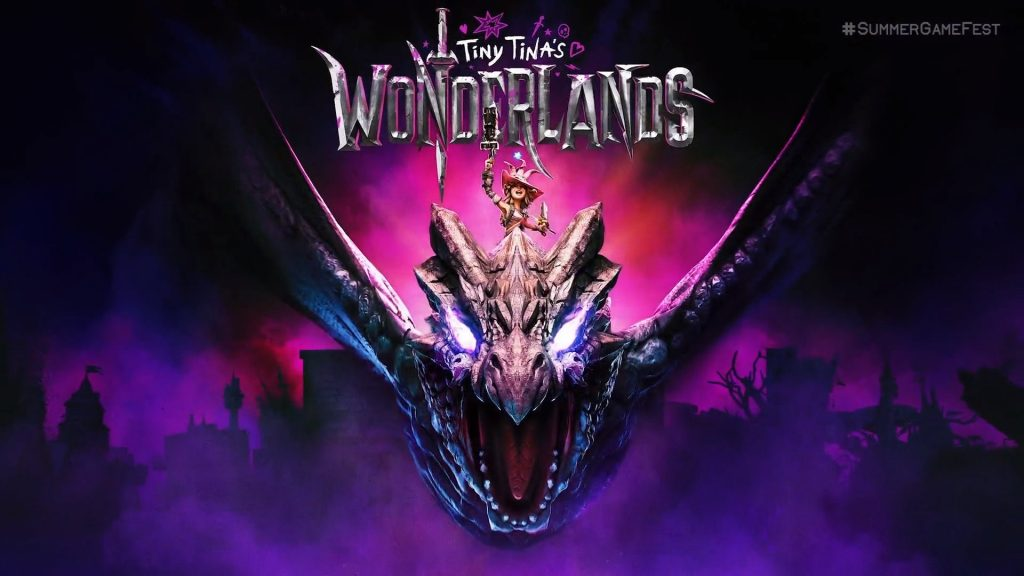 Tiny Tina's Wonderlands Borderlands