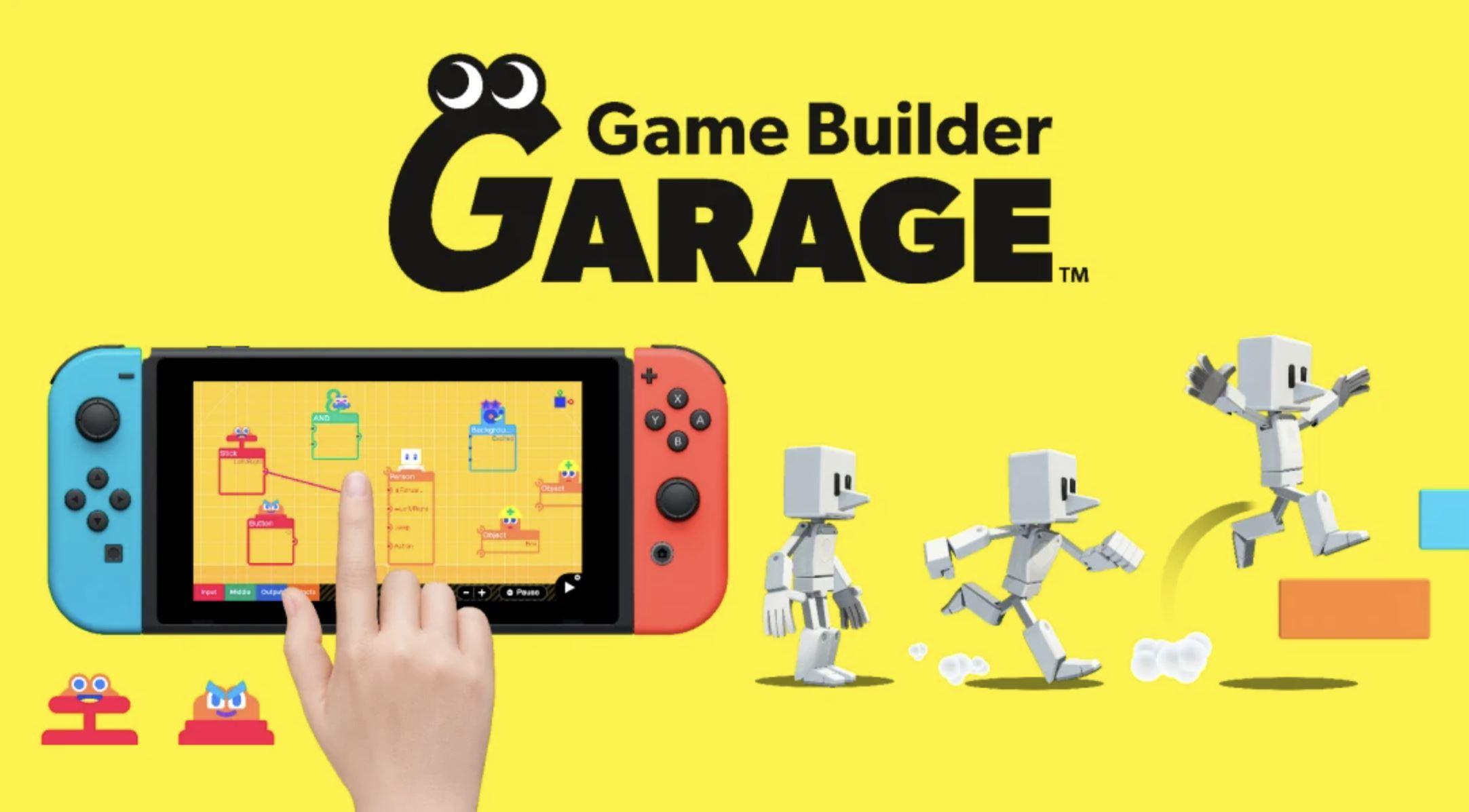 Game Builder Garage Nintendo Download