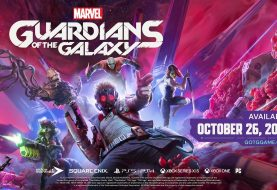 Square Enix Presents: Guardians of the Galaxy