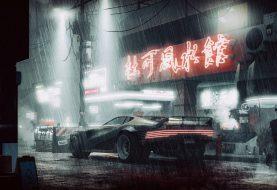 In Night City, When It Rains, It Pours