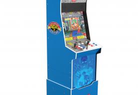 E3 2021: Arcade1UP Street Fighter Big Blue Arcade Machine