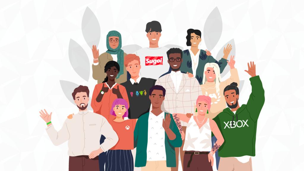 Xbox diversity