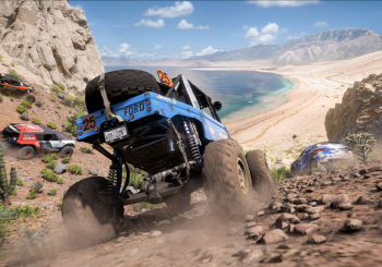 Forza Horizon 5 Runs at 4K, Offers 60 FPS Mode & Ray Tracing On Xbox Series X