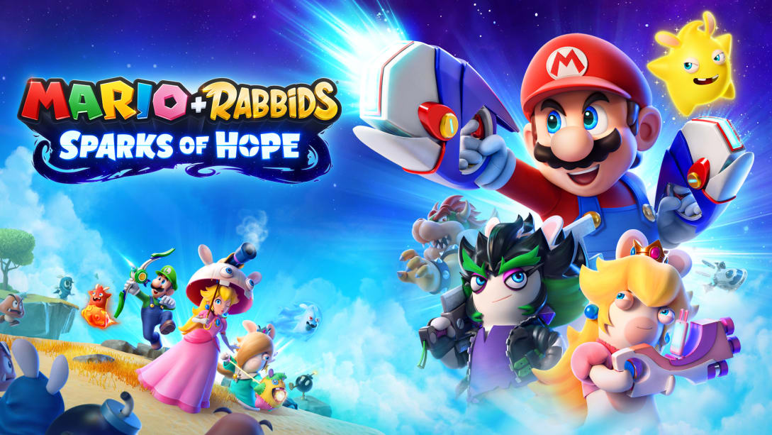 Mario Rabbids Kingdom Battle Sequel
