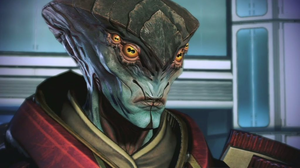 Mass Effect Vigil