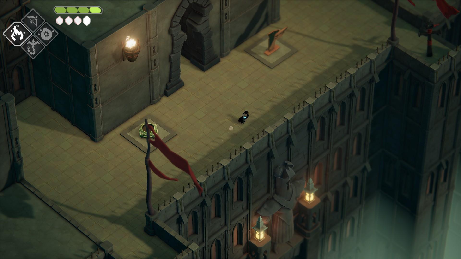 Death's Door Castle
