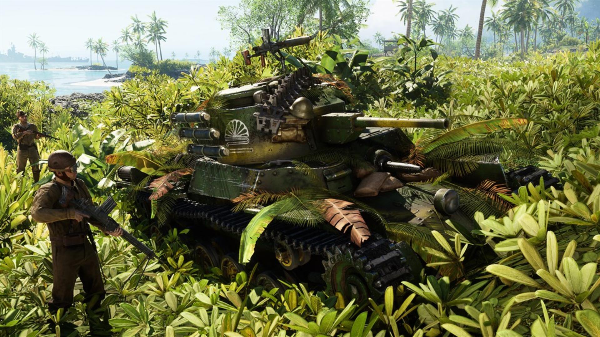 Battlefield V Xbox Game Pass July