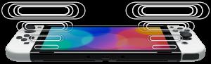 Switch OLED Model Speakers