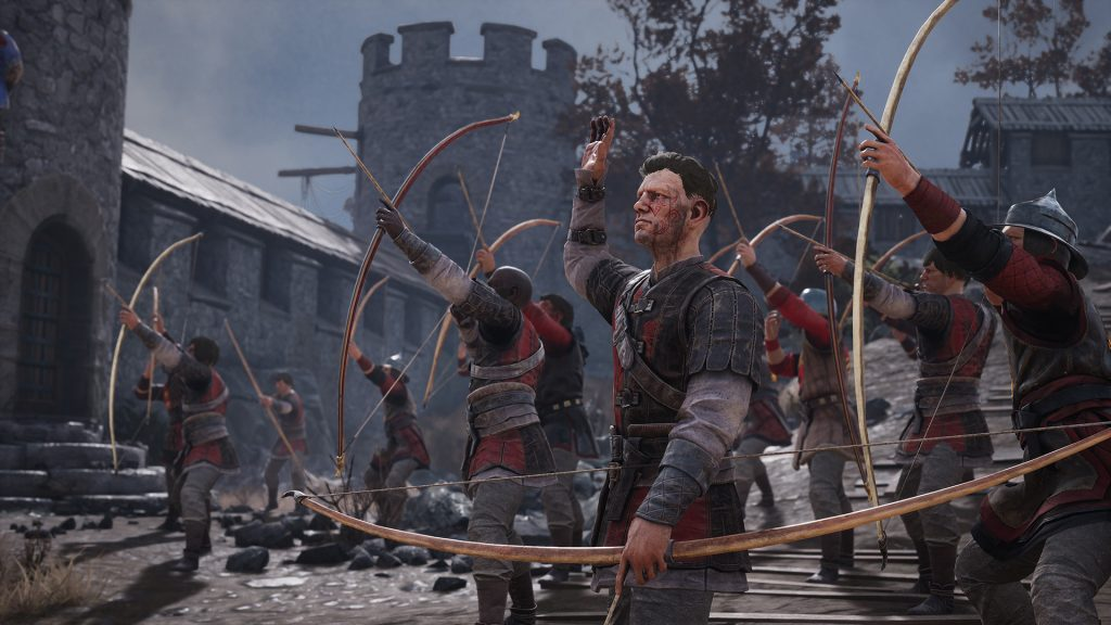Chivalry 2 archers