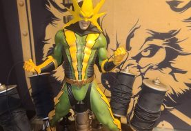 Electro Shocks His Way Onto King of Statues #76