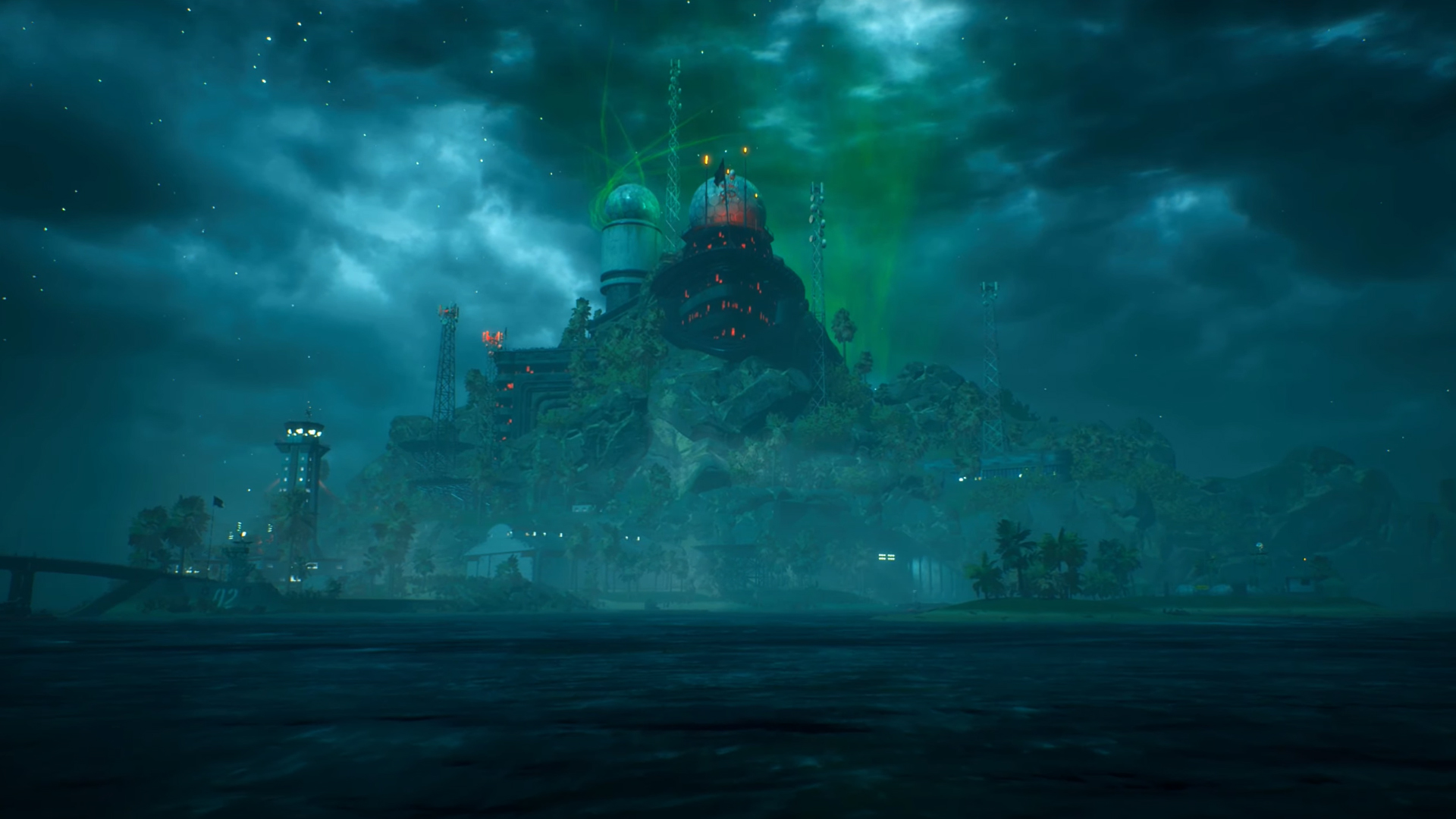 ManEater DLC New Island