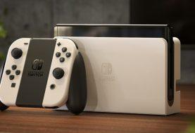Nintendo Reveals Upgraded Switch OLED Model
