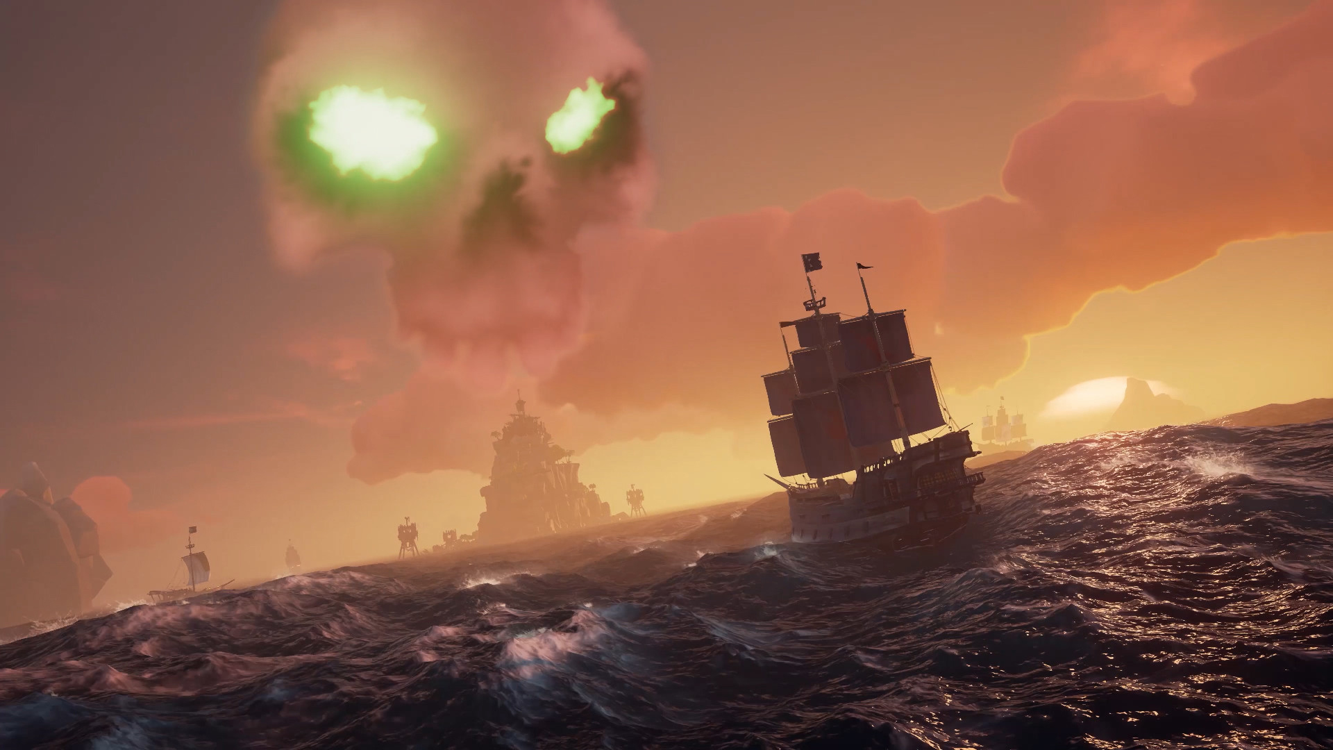 Sea of Thieves PvE