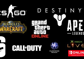Which Gaming Services Have The Most Reported Outages?