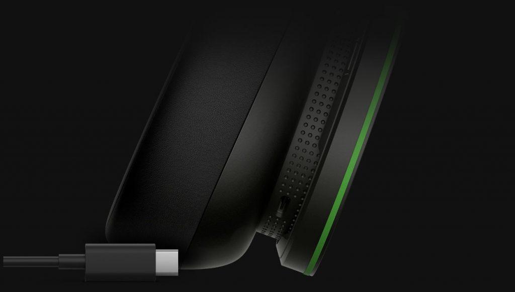 Xbox Wireless Headset USB