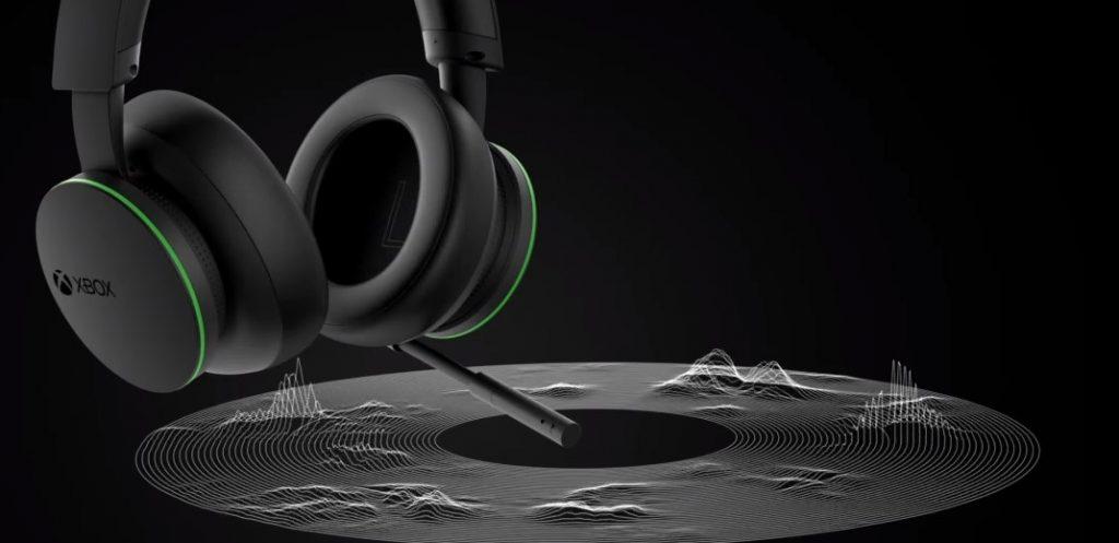 Xbox Wireless Headset sound