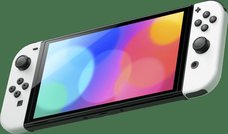 Switch OLED Handheld