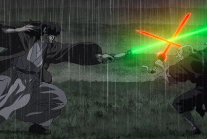 Star Wars: Visions Coming to Disney+
