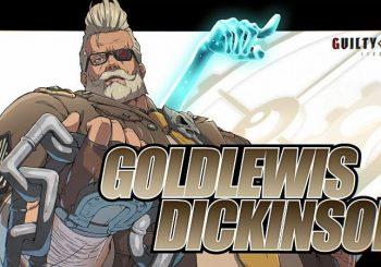 Goldlewis Dickinson - Guilty Gear Strive DLC Trailer