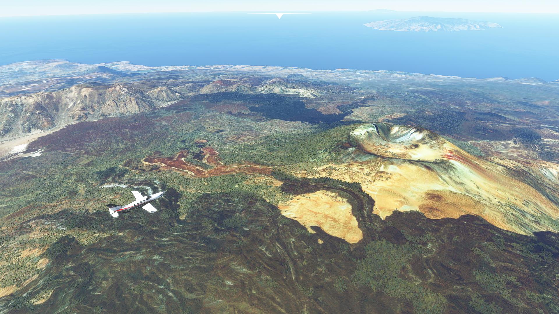 Microsoft Flight Simulator POI
